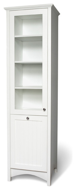 Chelsea | Linen Cabinet - Traditional - Bathroom Cabinets And Shelves - toronto - by SplashworksKB