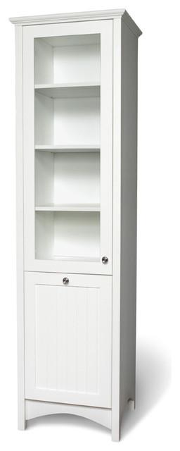 Chelsea | Linen Cabinet - Traditional - Bathroom Cabinets And Shelves - toronto - by SplashworksKB