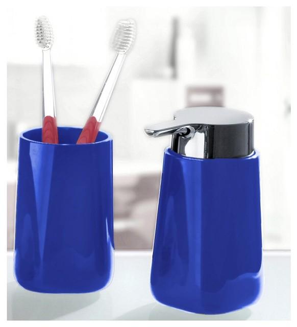 Unique bath accessories set bathroom tumbler and liquid for Bathroom tumbler sets