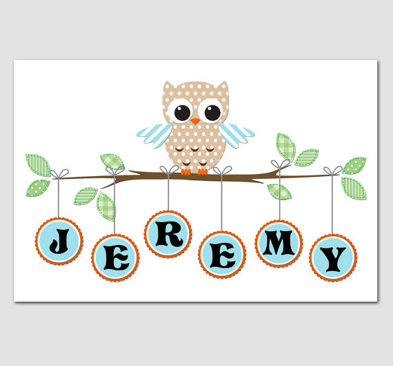 Bangles The Owl By fancy this baby contemporary nursery decor