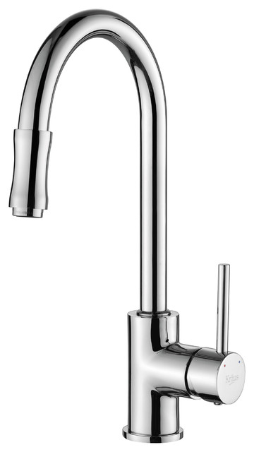 Kitchen Faucets by Kraus contemporary-kitchen-faucets