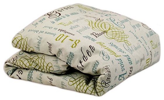 Custom Corded Comforter traditional-duvet-covers