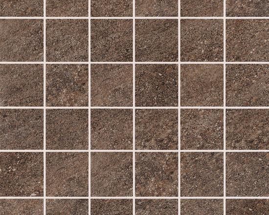 Allora in Marrone Mosaic -