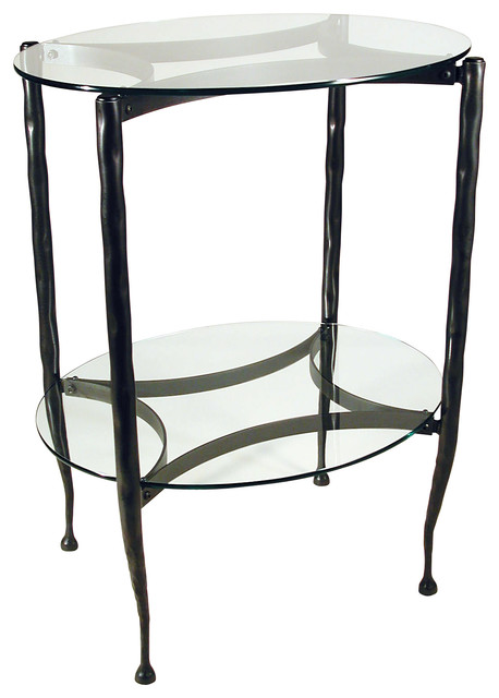 Pan Oval Stand contemporary-side-tables-and-end-tables