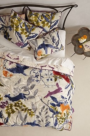 Creature Hideaway Quilt eclectic-quilts-and-quilt-sets
