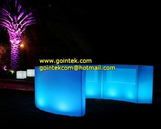 Illuminated Lighting LED Bar Counter -