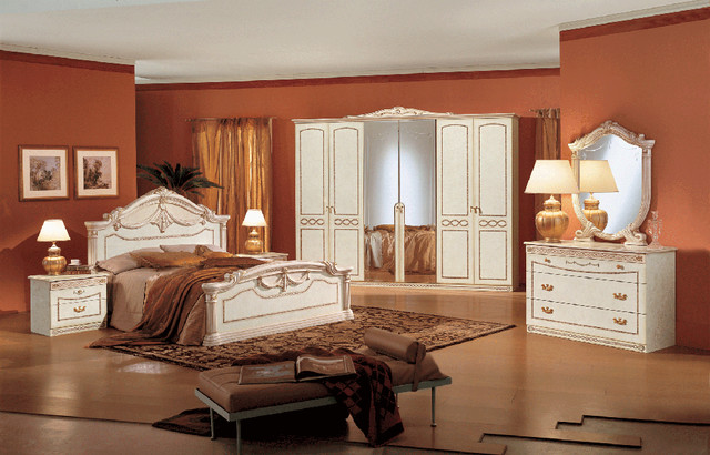 Unique Quality Luxury Bedroom Furniture in Classic Style ...