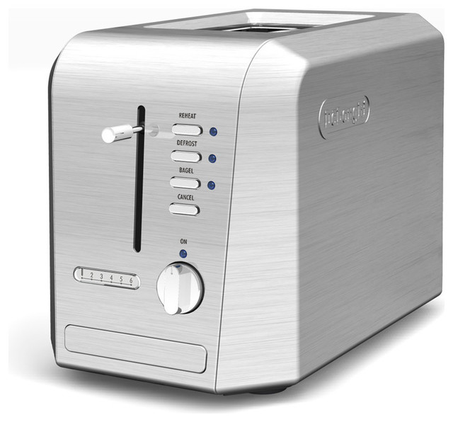 Toaster, 2 slice contemporary-toasters