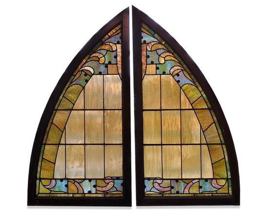 Unique Items- things to design a room around - Arched windows- $695 each