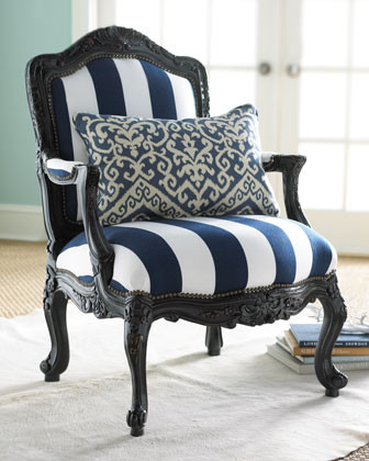 Barclay Butera Lifestyle Palomar Chair traditional chairs