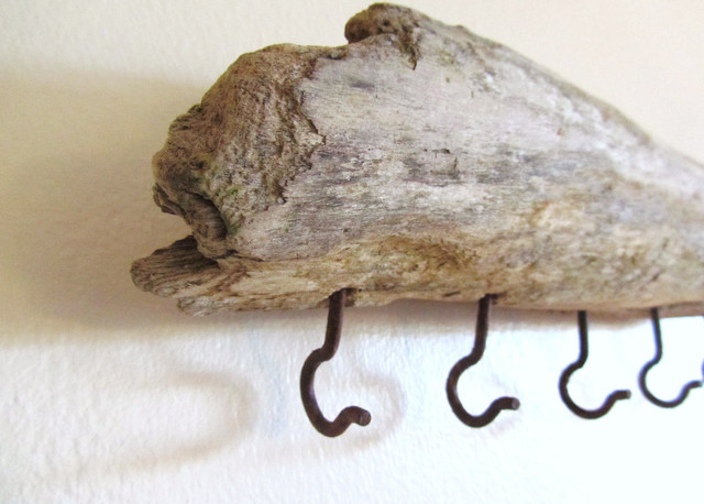 20in Driftwood Coat Rack by Pep eclectic-hooks-and-hangers