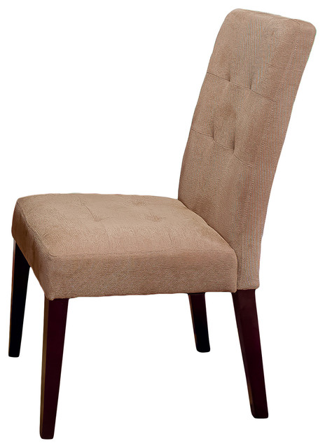 Highland Linen Dining Chair (Set of 2) contemporary-dining-chairs