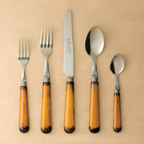 Languiole French Country Flatware eclectic flatware
