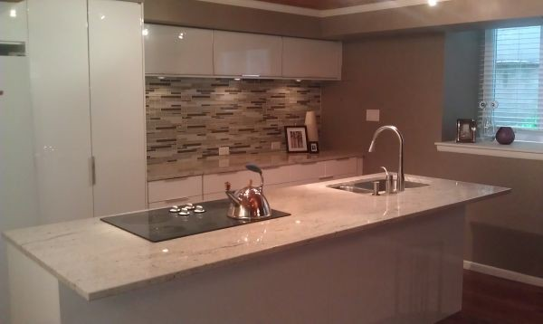 Glass Tile Backsplashes Modern Tile other metro by
