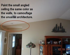Architecture problem looks awkward. traditional-details