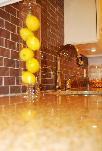Butlers Pantry traditional-kitchen