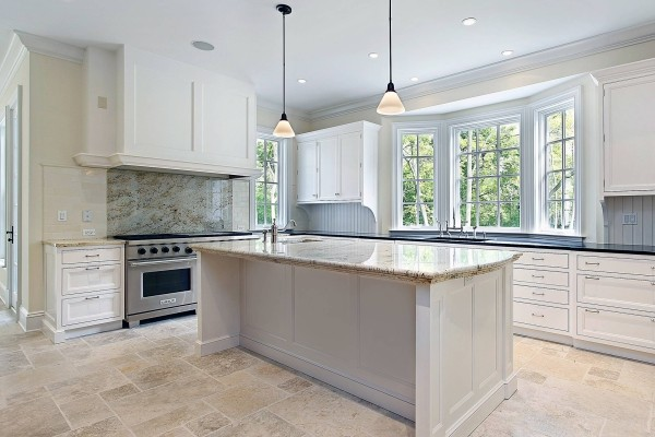 Cape cod kitchens by longfellow design build beach style for Cape cod style kitchen cabinets