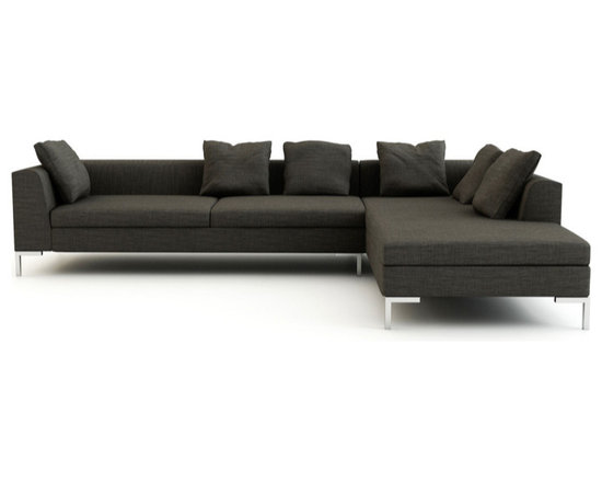Dekayess wedge Sectional -