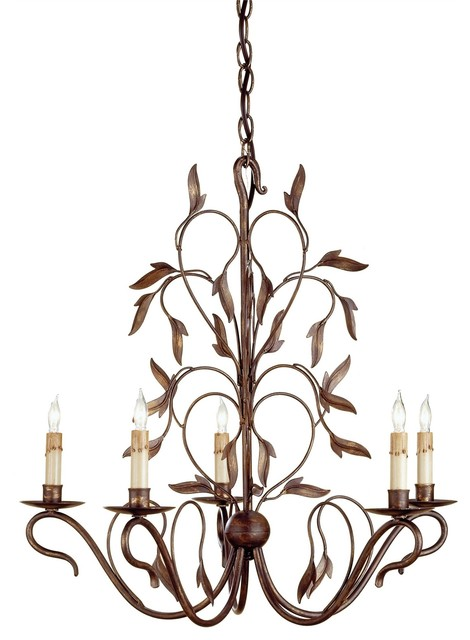 Arcadia Chandelier, Small traditional-chandeliers