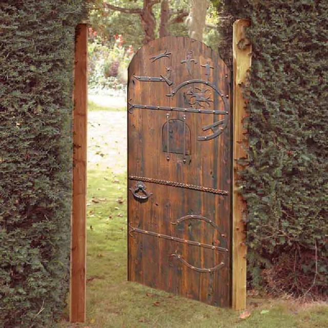 Wooden garden gates for Wooden garden gates designs