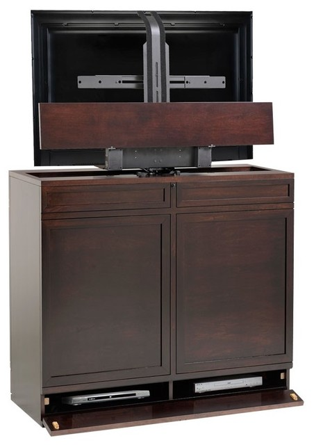 Tv Lift Cabinets With Electric 360 Degree Swivel Modern
