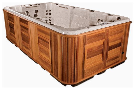 Contemporary Hot Tub And Pool Supplies by Arctic Spas