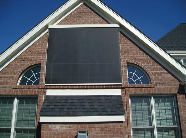 Sun Screens windows