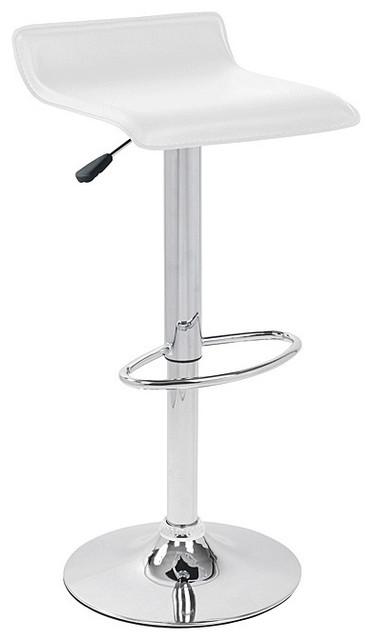 white ale hydraulic barstool contemporary bar stools