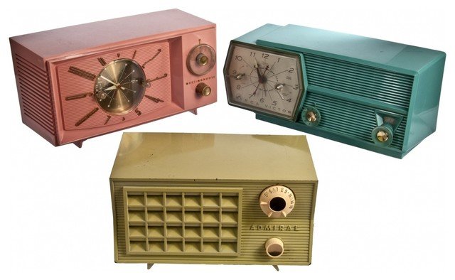 Vintage Radios - Eclectic - Accessories And Decor - new york - by Second Shout Out