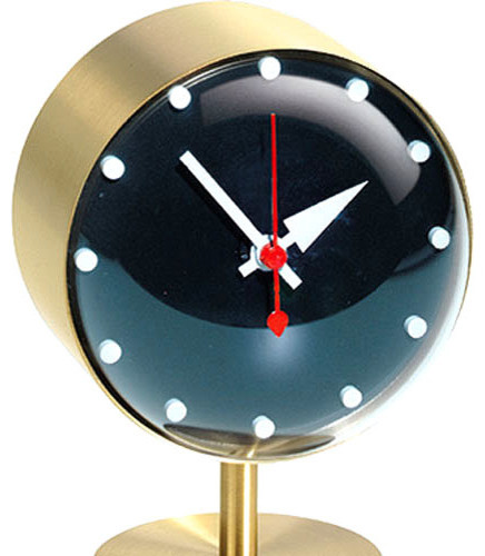 Vitra Nelson Night Desk Clock Modern And Mantel