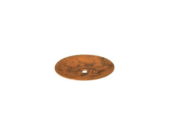 "Maestro Mandala in Tempered - Maestro Mandala in Tempered for Sale at Kitchen Cabinet Kings - 15 gauge hammered copper. 1.5 In. drain. 1.5 In. drain application. IAPMO listed / cUPC certified. Width	: 19 1/2"" Height: 3"" Finish: Tempered Copper"
