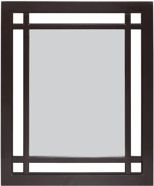 Elegant Home Neal Mirror modern-bathroom-mirrors