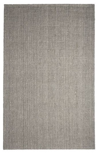 Jute Bouclé Rug traditional rugs