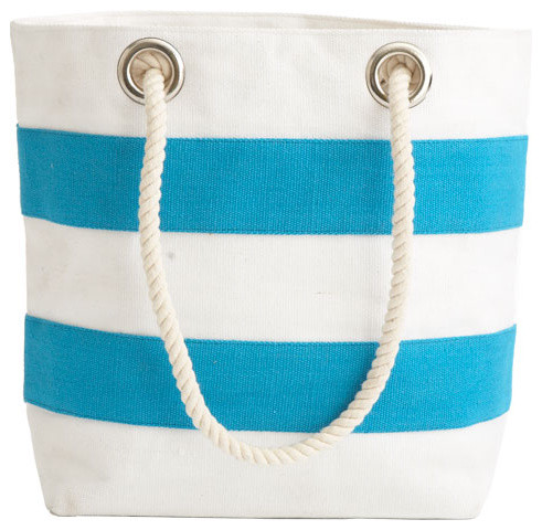 Cabana Stripe Bag traditional baskets
