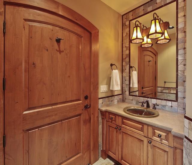 issaquah oasis cabana bathroom traditional bathroom