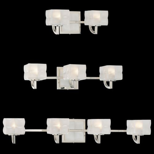 Squared Bath Bar by George Kovacs - Contemporary - Bathroom Vanity Lighting - by Lumens