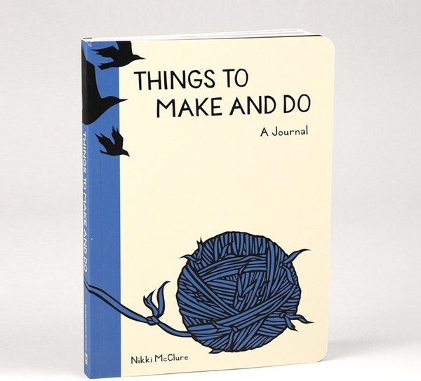 Nikki McClure Things to Make and Do modern-kids-products