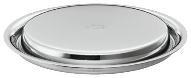 """Rosle Stainless Steel Lid for Mixing Bowls 6.3"""" modern-specialty-kitchen-tools"""