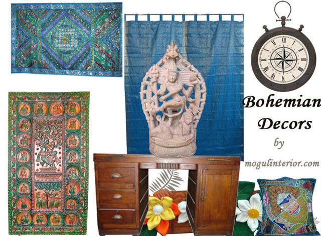 Bohemian Decor Ideas - Craftsman - Filing Cabinets - miami - by Mogulinterior