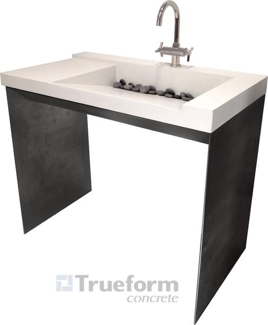 Trueform Concrete contemporary-bathroom-sinks
