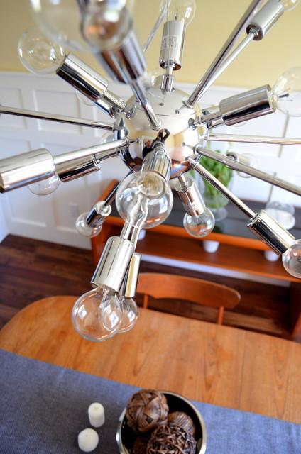 Love Nest Design modern-dining-room