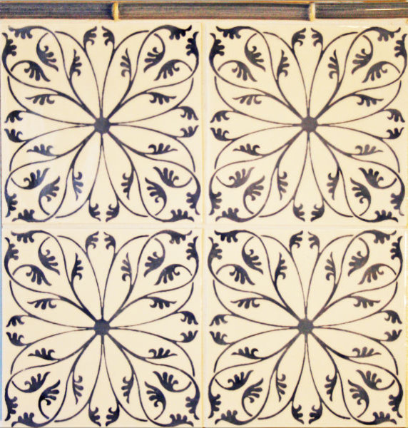 Graphic patterns - eclectic - tile - los angeles - by Filmore Clark