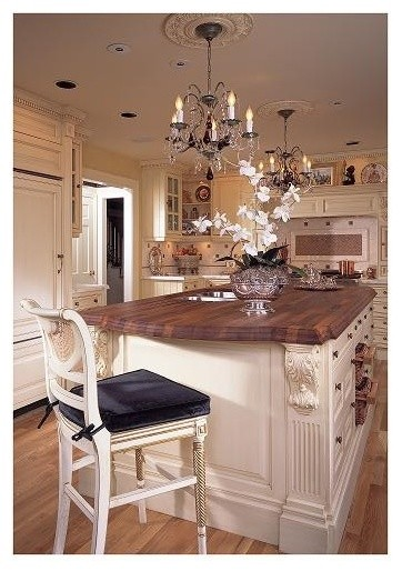 Clive christian kitchen remodel traditional atlanta - Clive christian kitchen cabinets ...