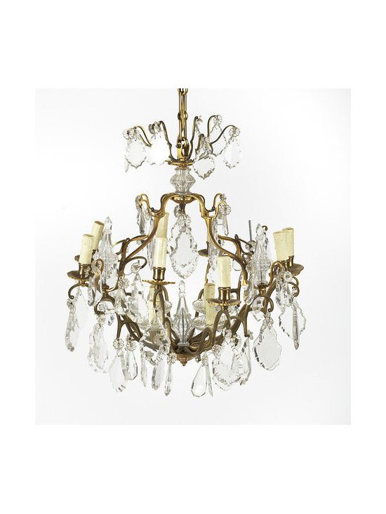 Antique Chandeliers - Antique one-of-a-kind chandeliers.