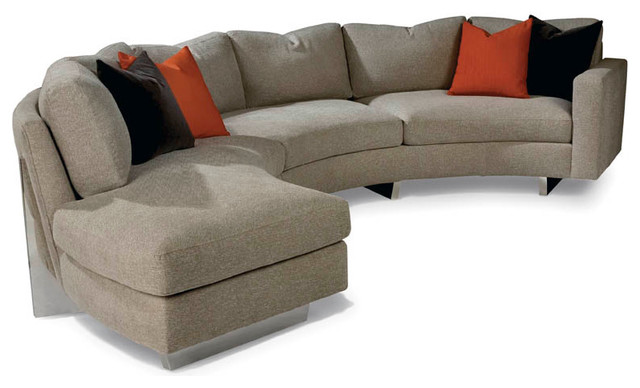 cool clip sectional from thayer coggin contemporary