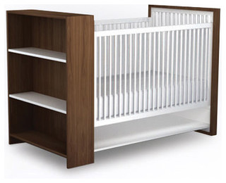 Modern Baby Cots : AJ Crib - Modern - Cots, Cribs and Cot Beds - by Ella and Elliot