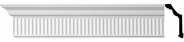 Cornice White Urethane Sunderland - Cornice - Ornate   11199 traditional-moulding