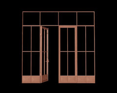 Renaissance Solid Bronze Windows & Doors by Progressive Solutions traditional front doors