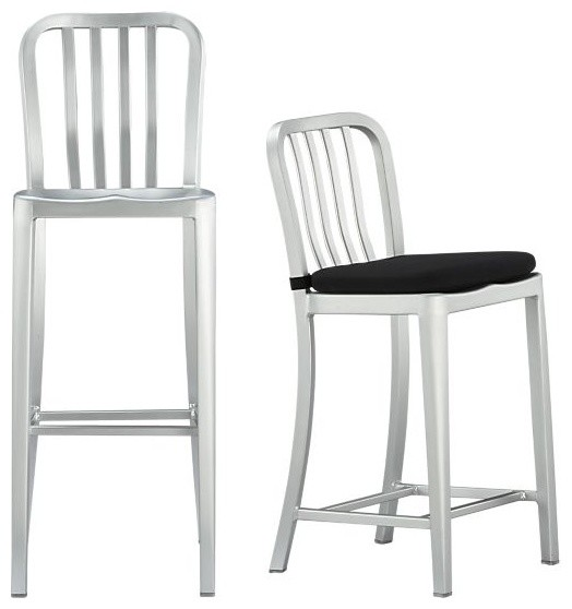 Delta Barstool contemporary bar stools and counter stools