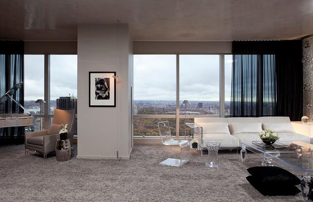 BNO Design / Combs Residence contemporary-living-room